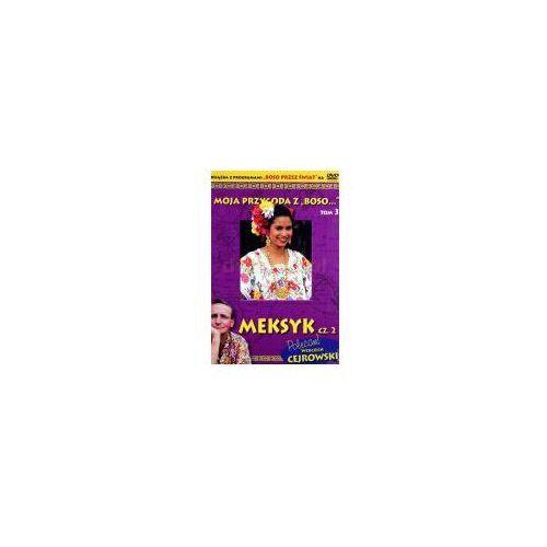 """Moja przygoda z """"Boso...` Tom 3. Meksyk cz. 2 (booklet DVD) (Płyta DVD) (9788377695920)"""