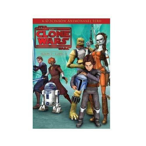 Galapagos films Gwiezdne wojny: wojny klonów, sezon 2 część 4 - zakupy powyżej 60zł dostarczamy gratis, szczegóły w sklepie (7321909282452)