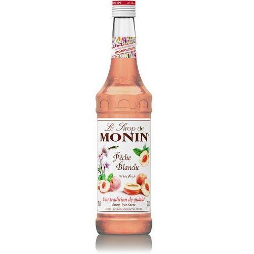 Monin Syrop biała brzoskwinia 0,7l syropy sc-908103