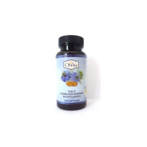 olej z czarnuszki w kapsułkach 120 kaps marki Olvita