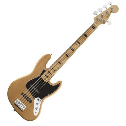 FENDER SQUIER VINTAGE MODIFIED JAZZ BASS V NAT