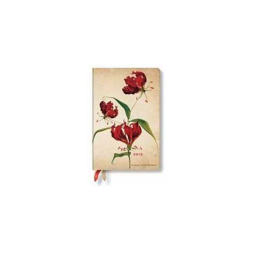 Kalendarz książkowy midi 2019 12M Gloriosa Lily (9781439748640)