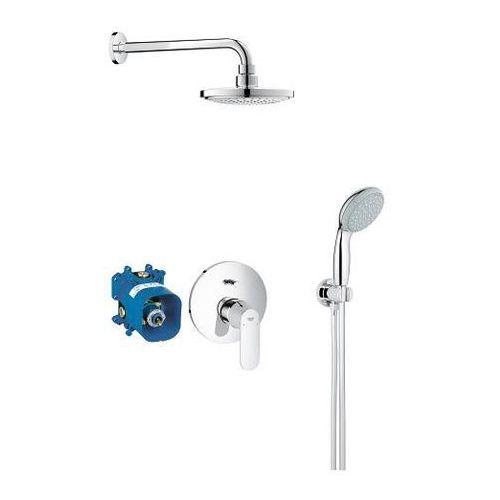 Grohe zestaw podtynkowy prysznicowy Eurosmart Cosmopolitan 25183000 - sprawdź w wybranym sklepie