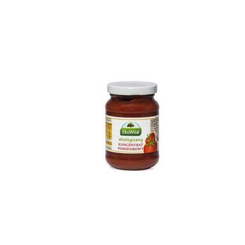 Koncentrat pomidorowy BIO 200 g EkoWital (5908249971004)