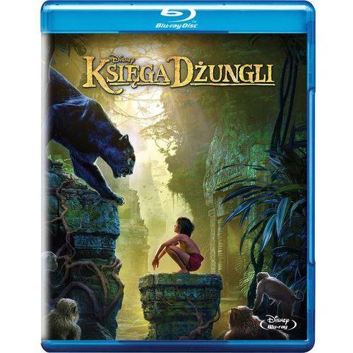 Księga dżungli (Blu-Ray) - Jon Favreau