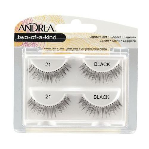 Andrea two of a kind twin pack 21 black marki Ardell