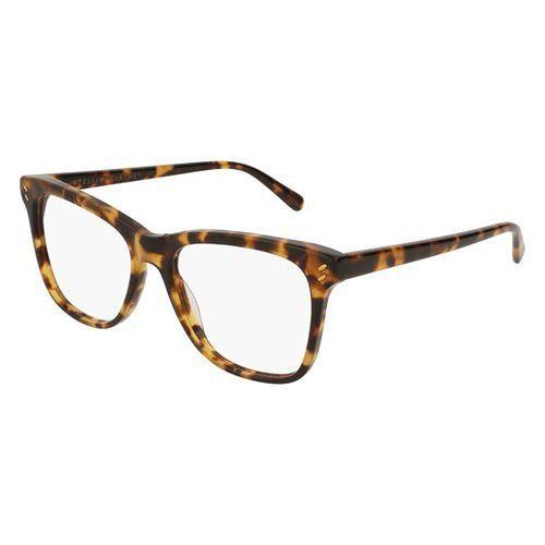 Stella mccartney Okulary korekcyjne sc0088o 004