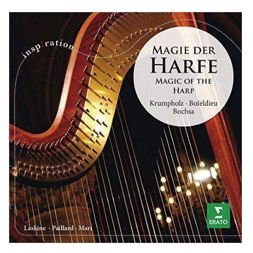 MAGIE DER HARFE/MAGIC OF THE HARP - Laskine, Lily, Orchestre De L'association Des Concerts Lamoureux, Jean-baptiste Mari (Płyta CD), 2564619568