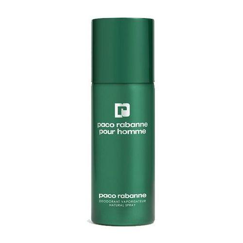 Paco rabanne - pour homme dezodorant w sprayu dsp 150 ml dla panów (3349668530519)