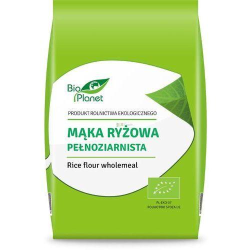Mąka ryżowa pełnoziarnista BIO 500g (5907814669933)