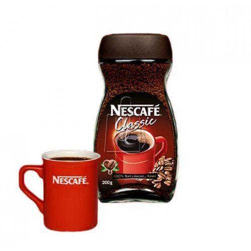 Nescafé Classic Kawa rozpuszczalna 200 g, NES.CLASSIC.200G.ROZ