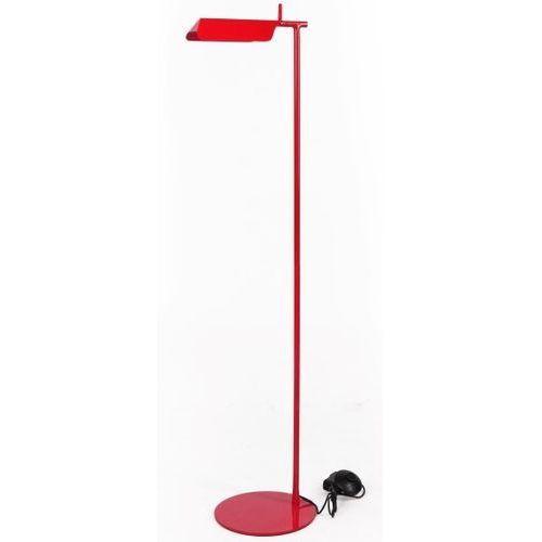 D2 Lampa podłogowa wing czerwony