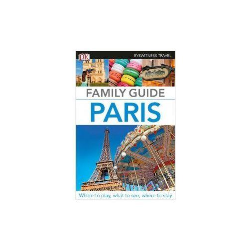 Eyewitness Travel Family Guide Paris