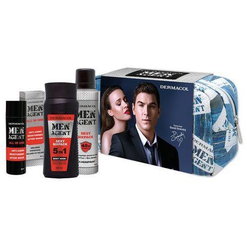 men agent sexy sixpack 5in1 zestaw 250 ml dla mężczyzn marki Dermacol