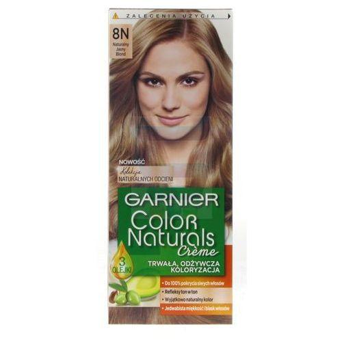 Garnier Color Naturals Krem koloryzujšcy nr 8N Naturalny Jasny Blond 1op (3600541915855)