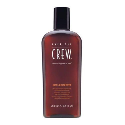 anti dandruff | szampon przeciwłupieżowy 250ml marki American crew