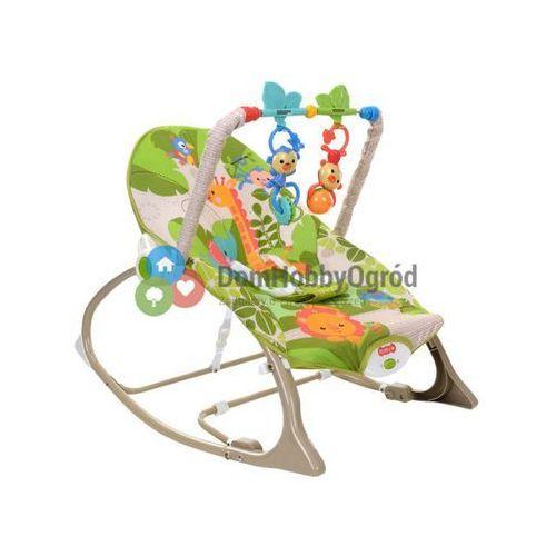 Ibaby Bujak leżak fotelik 3w1 + zabawki 68114 (5902921968184)
