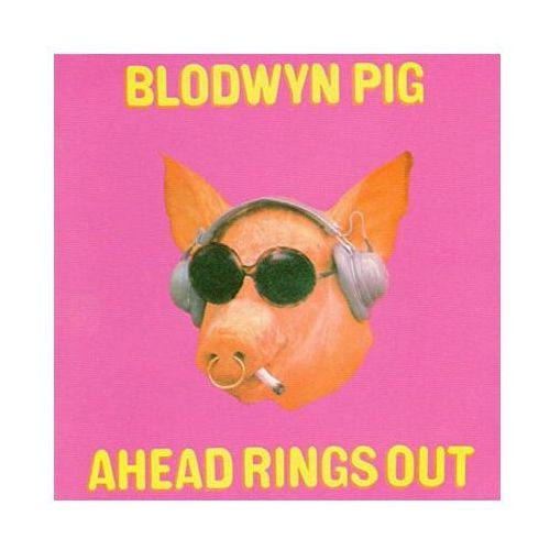 AHEAD RINGS OUT - GETTING TO THIS - Blodwyn Pig (Płyta winylowa) (5060516091416)