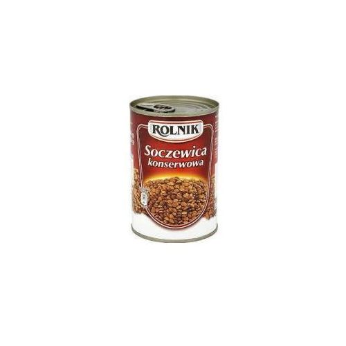 Rolnik Soczewica konserwowa 425 ml (5900919018057)