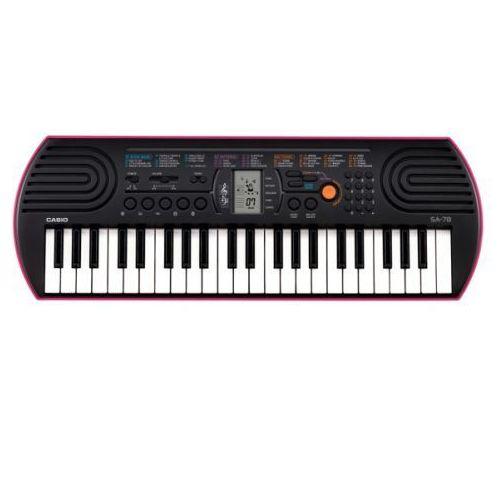 Casio SA 78 keyboard, SA-78