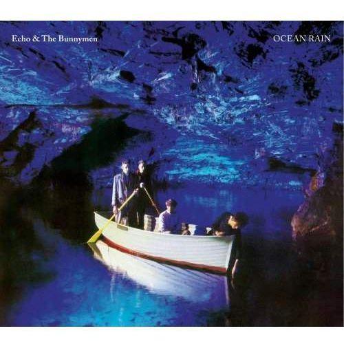 Ocean rain(collector's edition - echo&the bunnymen (płyta cd) marki Warner music
