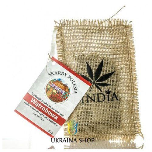 Herbata Ziołowa Wątrobowa, India Cosmetics