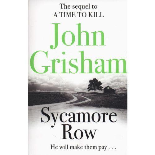 Sycamore Row - wysyłamy w 24h (516 str.)