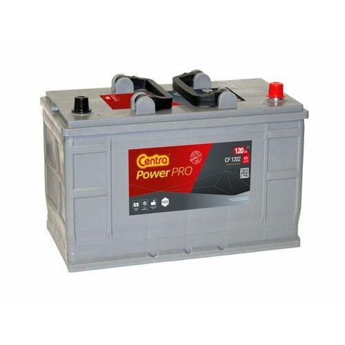 Akumulator 120Ah 870A Centra Professional Power CF1202