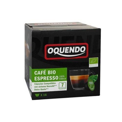 Oquendo Dolce Gusto Bio Espresso 16 kapsułek (8412956018916)