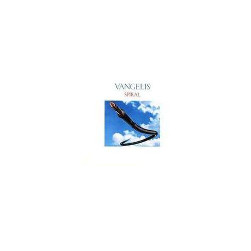 Cherry red Spiral - vangelis (płyta cd)
