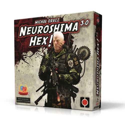 NEUROSHIMA HEX (2.5 edycja)