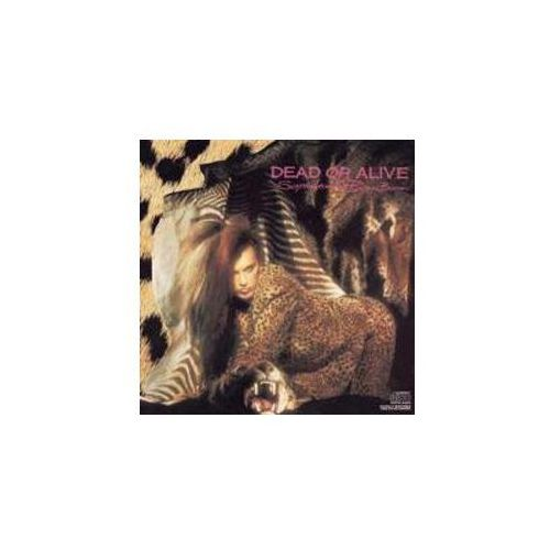 Dead Or Alive - Sophisticated Boom Boom [CD] (5013929420427)