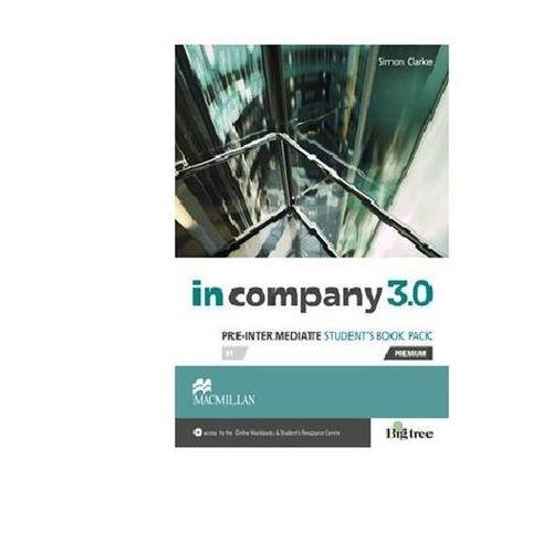 In Company 3.0 Pre-Intermediate. Podręcznik + Ćwiczenia Online (9780230455115)