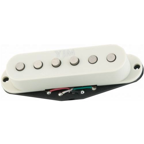 Seymour duncan stk-s10b ow yjm yngwie malmsteen fury signature przetwornik do gitary elektrycznej, kolor biały