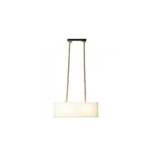 Brilliant sailor 99195/09 lampa wisząca zwis 2x40w e27 biały