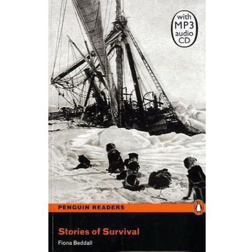 Stories of Survival + MP3 CD. Penguin Readers, Pearson