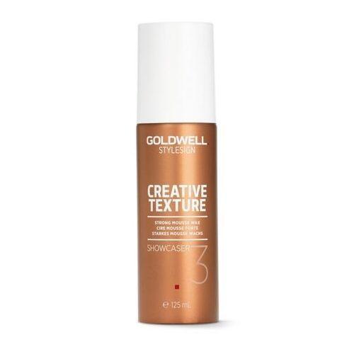 Goldwell Style Showcaser, mocny wosk do stylizacji włosów w konsystencji pianki 125ml