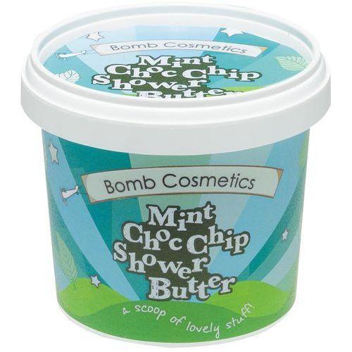 Bomb Cosmetics Mint Choc Chip | Myjące masło pod prysznic 365ml