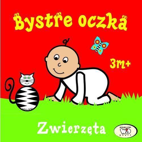 Bystre oczka Zwierzęta - Wysyłka od 3,99 - porównuj ceny z wysyłką, Homel Joanna, Janoszek Iwona