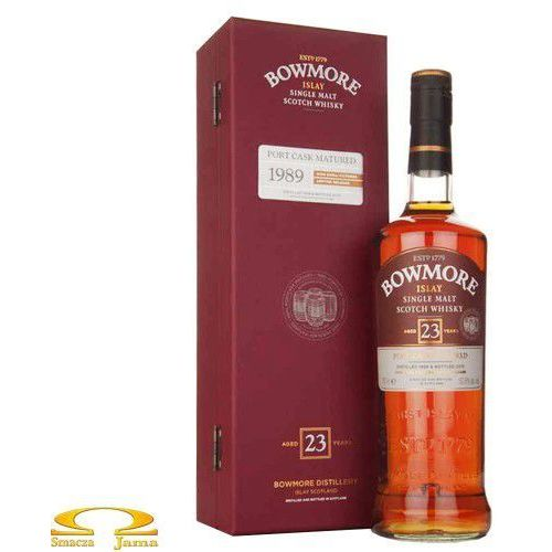 Whisky Bowmore 23YO Port Cask Matured 0,7l, 5DFF-18565