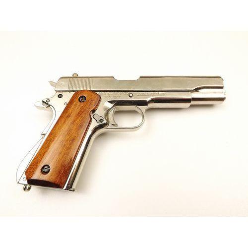 Replika pistolet automatyczny m1911a1.45 denix model 6312 marki Denix sa