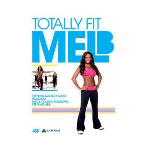 Mel B Totally Fit 2 DVD (niebieska) (5905116012105)