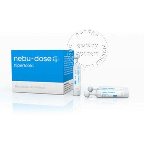 Lek Pozostałeleki i suplementy: Nebu-Dose roztwór hipertoniczny do inhalacji 30 amp.