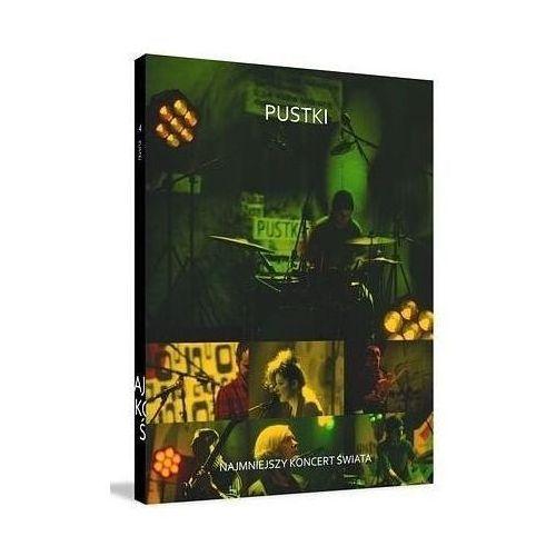 Pustki. najmniejszy koncert świata (książka + dvd) marki Agora