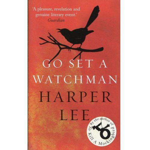 Go Set A Watchman. Gehe hin, stelle einen Wächter, englische Ausgabe, Arrow
