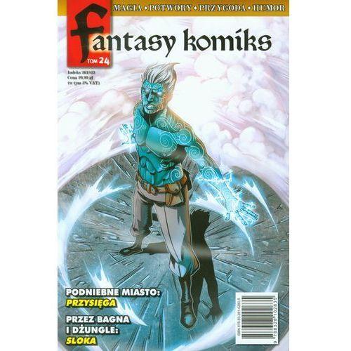 Fantasy Komiks tom 24 - Praca Zbiorowa (9788328102835)