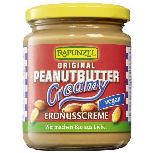Krem z orzeszków ziemnych bio 250 g masło orzechowe rapunzel marki Rapunzel (kremy orzechowe, kostki, ketchupy, inne