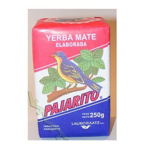 Pajarito Yerba mate elaborada 250g (7840013000030)