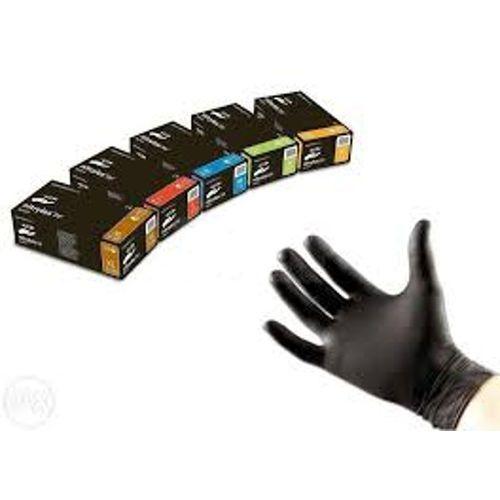Rękawice nitrylowe bezpudrowe NITRYLEX® black