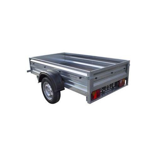 Przyczepa samochodowa 200 x 106 lekka DMC 750 KG Garden Trailer 200 Unitrailer